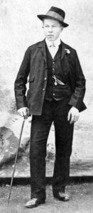 Josef Erschen im Jahr 1911