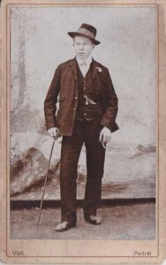 Josef Erschen Porträt