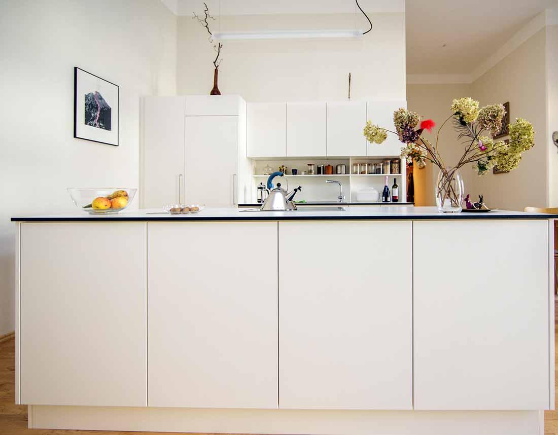 Erschen - Design & Möbeltischlerei | Küche im Wohnraum
