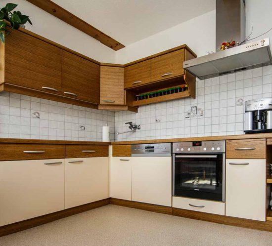 Erneuerte küche