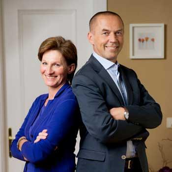 Margit und Ferdinand Varsek